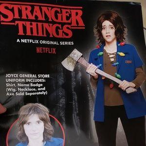 Joyce costume